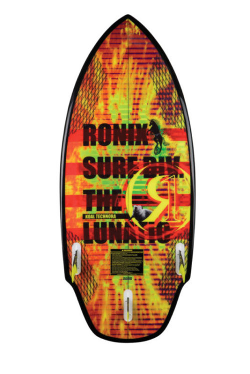Ronix Koal w/Technora - The Lunatic+ Wakesurf Board 2018