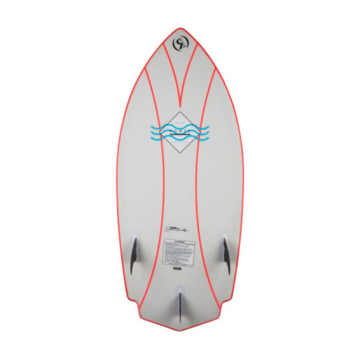 Ronix Naked Technology - Potbelly Rocket Ronix Wakesurf Board 2018