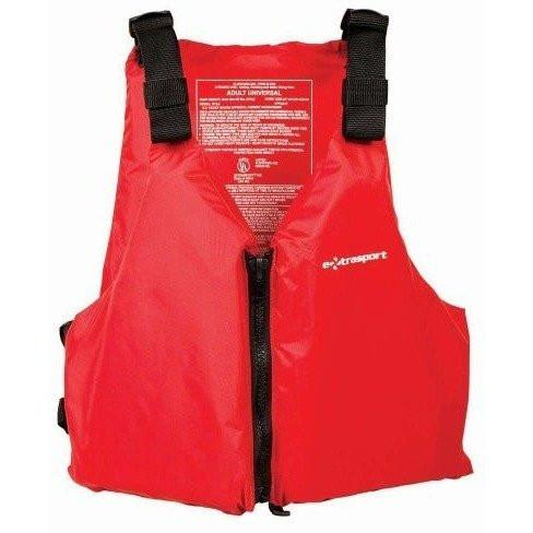 Extrasport Fleet Universal Red Personal Flotation Device