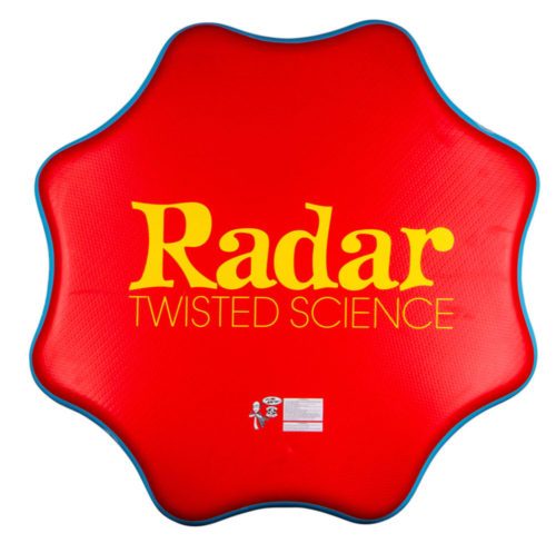 Radar Twisted Science Inflatable Mat 2019