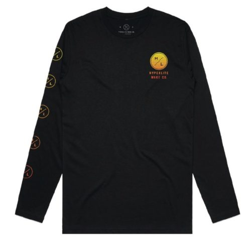 Hyperlite Faded LS Tee