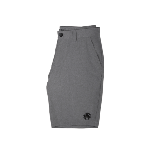 Radar Rambler - Heather Grey Hybrid Shorts (2020)